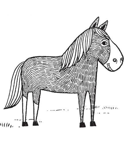 Download Horse Drawing